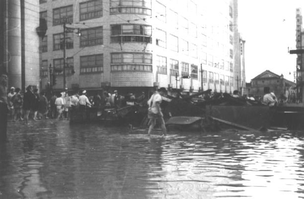 Tokyo Kanto Earthquake 1923