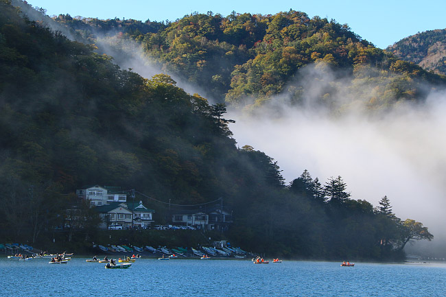 Autumn color reports 2016 nikko peak colors for Peak fishing times for today