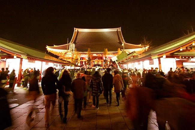 Sean S Japan Travel Journal Tokyo New Year Report