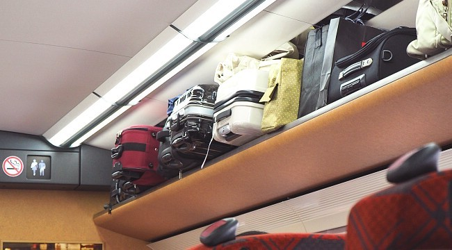 Luggage In Japan