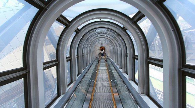 Osaka Travel: Umeda Sky Building