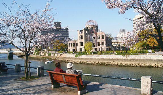 Đặt vé máy bay  Hiroshima, Nhật Bản