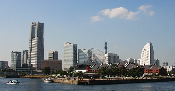 Yokohama Japan  City pictures : Cherry Blossom Forecast 2015