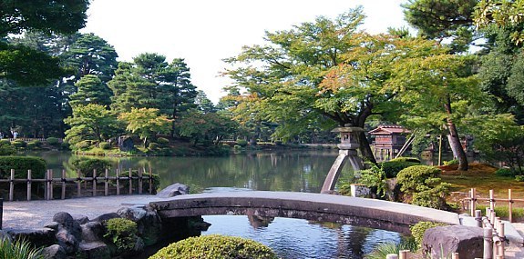 Jacks Journey to Japan: Kenrokuen Garden