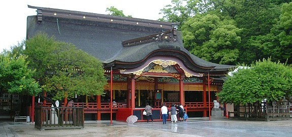 Dazaifu Travel: Dazaifu Tenmangu Shrine