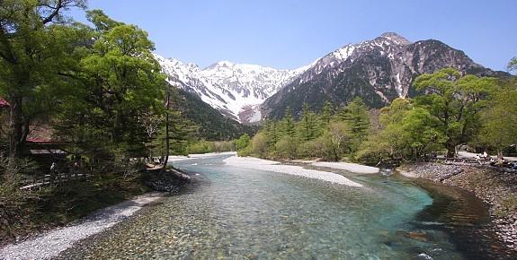 Chubu Sangaku National Park Travel Guide Northern Japan Alps
