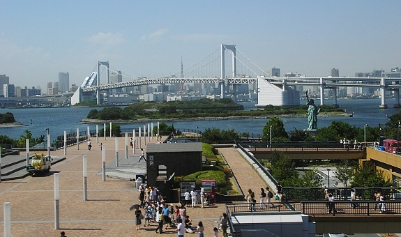 Tokyo Travel Odaiba Daiba