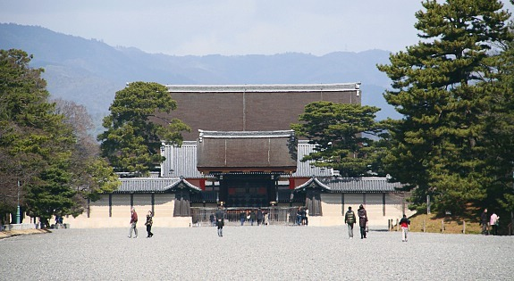 Kyoto Travel: Kyoto Imperial Palace (Kyoto Gosho)