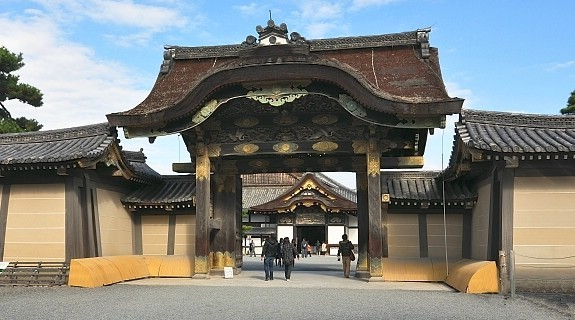 Nijo Castle Interior, Kyoto, Japan. | SAMURAI | Pinterest | Nijo ...