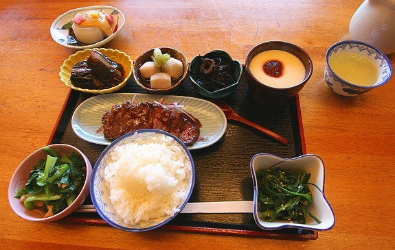 Kyoto food guide kyoto cuisine for Abis japanese traditional cuisine
