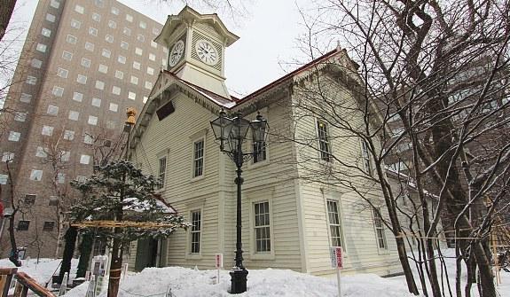 Sapporo Travel: Clock Tower (Tokeidai)