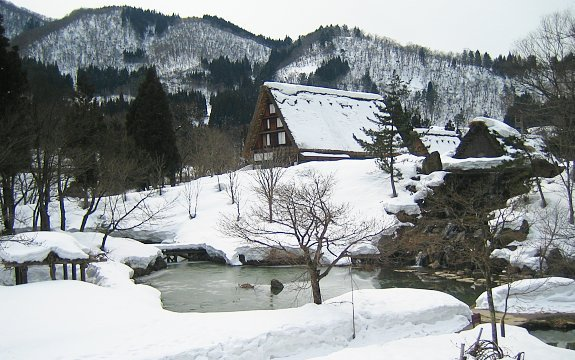 Shirakawa Go And Gokayama Travel Guide