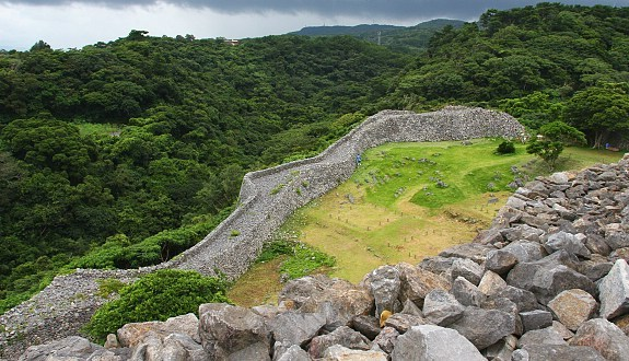Okinawa Travel: Nakijin Castle Ruins