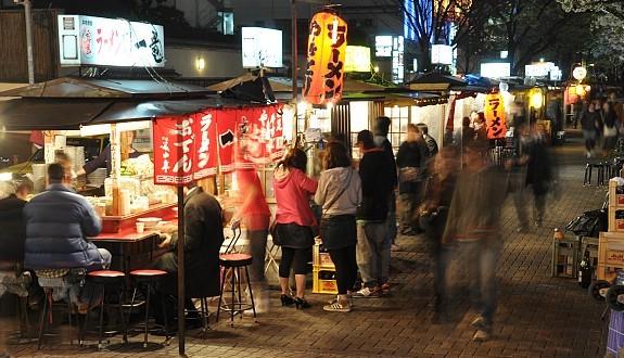 Restaurants In Tokyo Specialize In Japanese