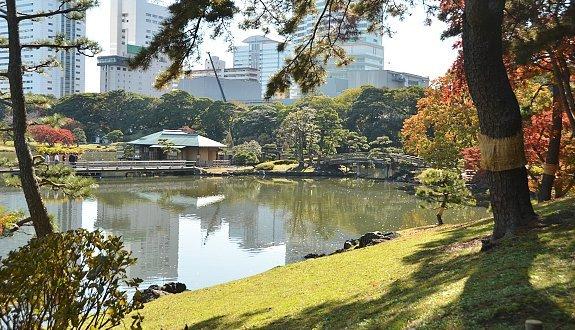 Tokyo Travel Hama Rikyu