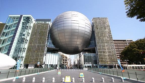 visiter nagoya  nagoya city science museum