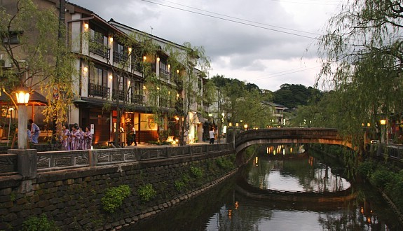 Kinosaki Travel Kinosaki Onsen Town