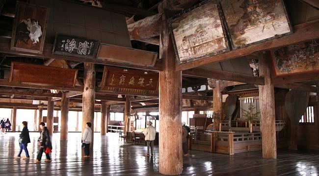 Miyajima Travel Senjokaku Hall
