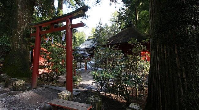 Nikko Travel Futarasan Shrine