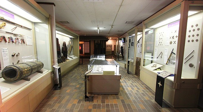 Iga Ueno Travel Iga Ninja Museum