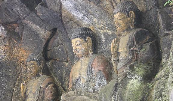 Usuki Travel: Usuki Stone Buddhas (Usuki Sekibutsu)