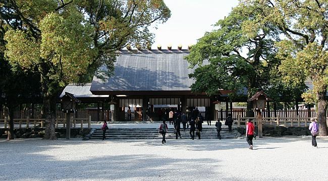 Nagoya Travel: Atsuta Shrine