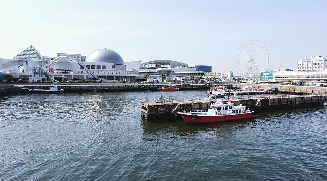 Nagoya Travel: Nagoya Port