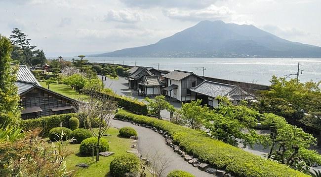 Kagoshima Travel Senganen Garden