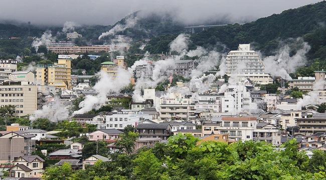 Beppu Travel Hot Spring Baths Onsen