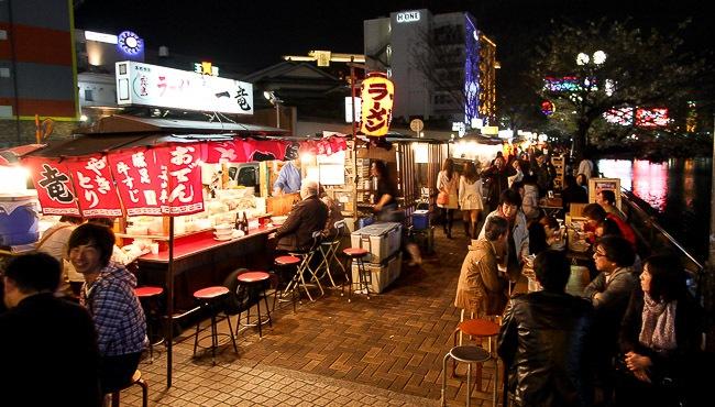 Nakasu - Fukuoka Travel Guide | Planetyze