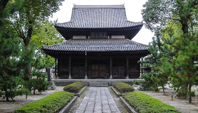 Fukuoka Travel Shofukuji Temple