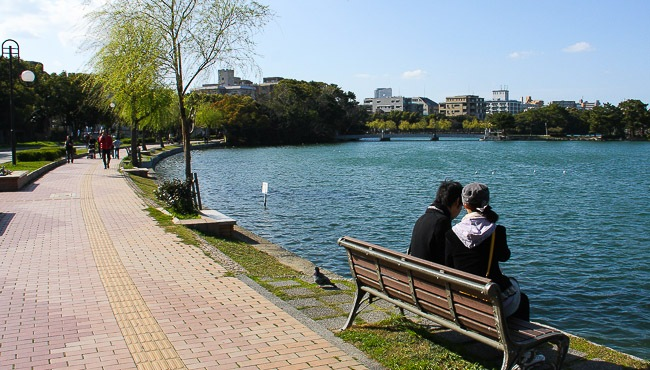 Fukuoka Travel: Ohori Park