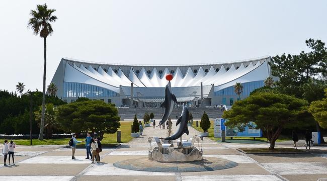 Fukuoka Travel: Uminonakamichi Seaside Park
