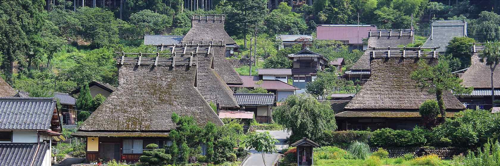 Miyama Travel Guide