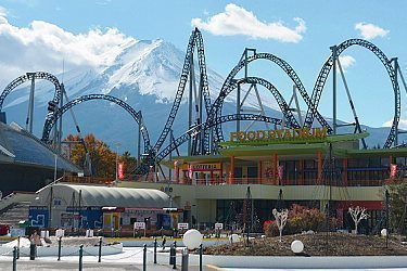 Seems very Asian battlefields converted to amusement parks think, that