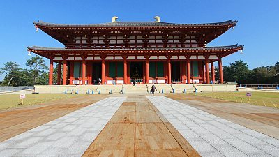 Kofukujiu0027s Central Golden Hall Opens To The Public
