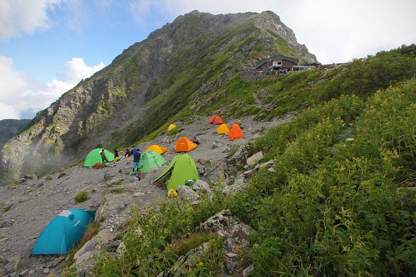 Among the Peaks - Hiking Japan's second highest peak: Mt