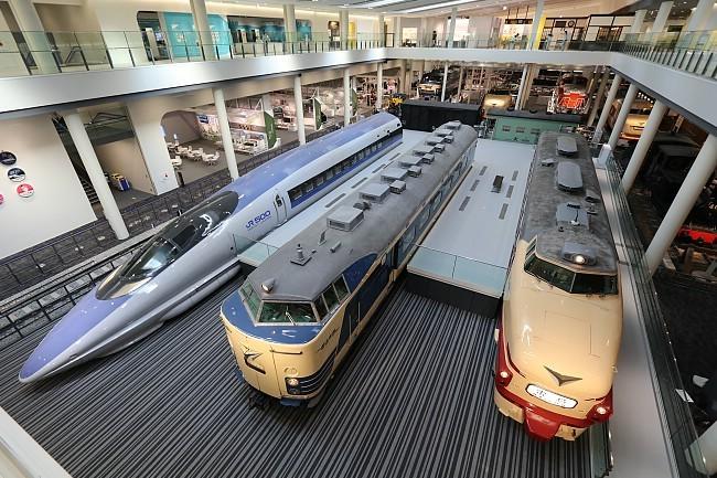 Sam S Japan Travel Journal Kyoto Railway Museum