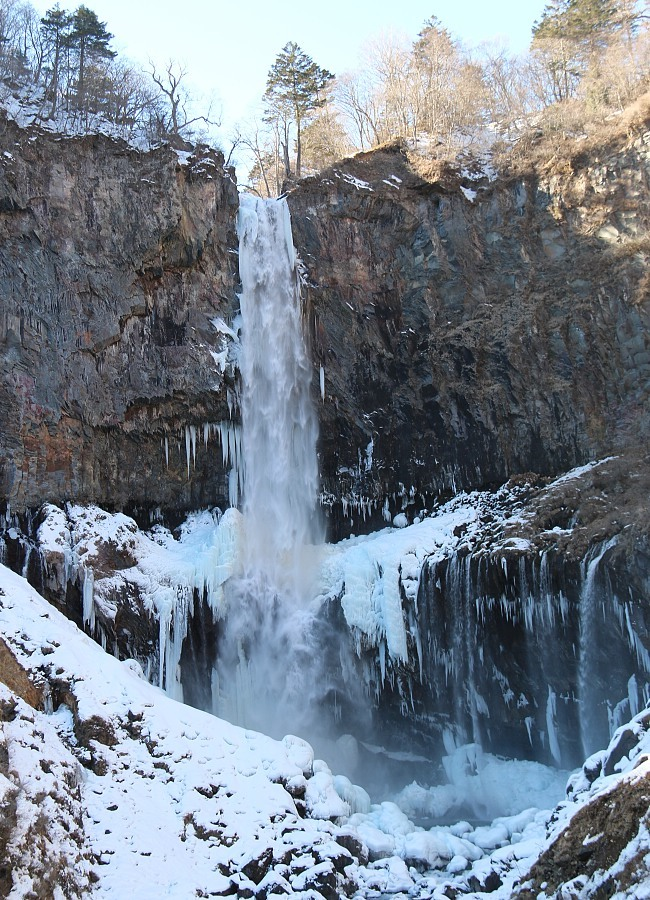 Sean's Japan Travel Journal: Nikko in Winter