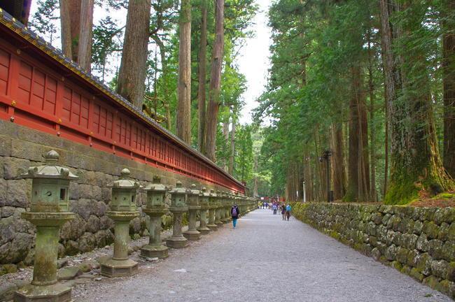 Sub Zero Hours >> Japan Travel Reports: Nikko's Main Temples & Shrines