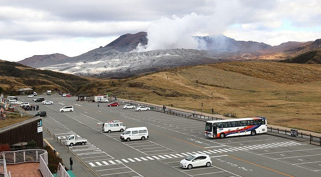 Mount Aso Caldera | JapanVisitor Japan Travel Guide
