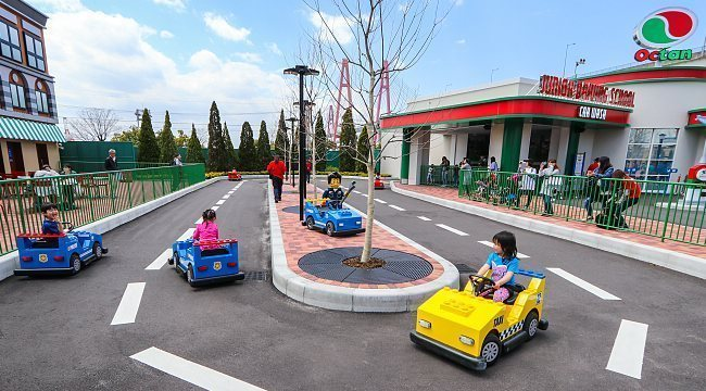 Nagoya Travel Legoland Japan