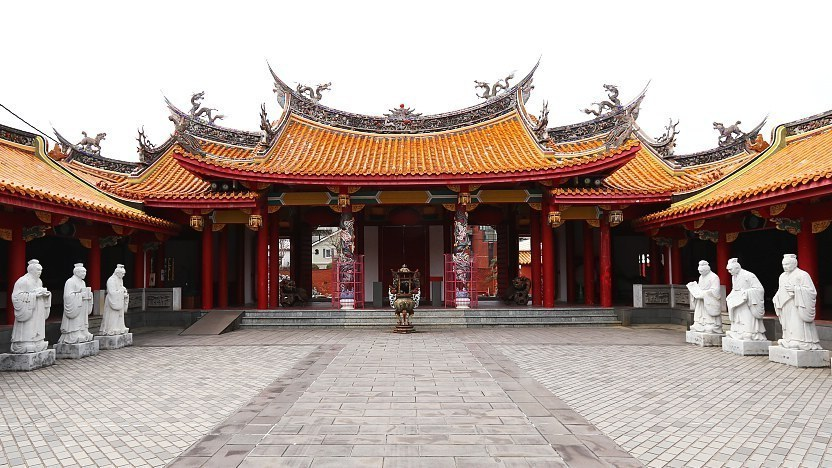 Koshibyo Confucius Shrine