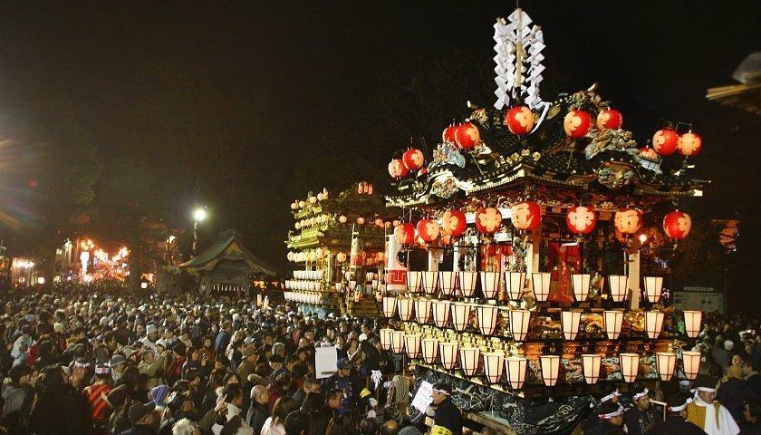 Hasil gambar untuk chichibu festival japan