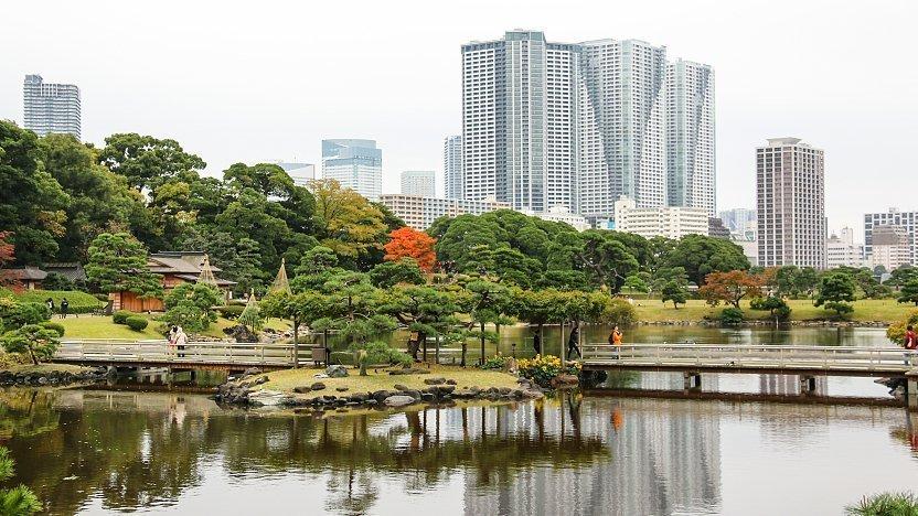 Tokyo Travel: Hama Rikyu