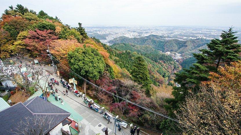 Tokyo Travel: Takaosan (Mount Takao)