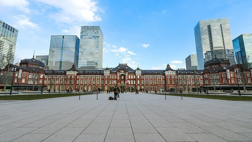 Tokyo Travel Tokyo Station And Marunouchi