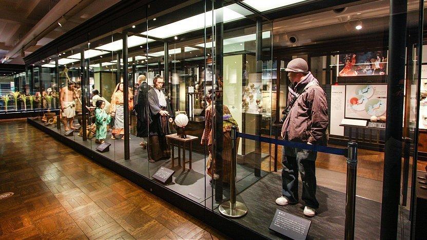 tokyo museum guide
