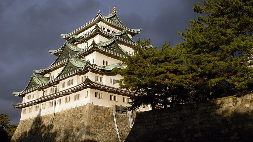 nagoya travel  nagoya castle