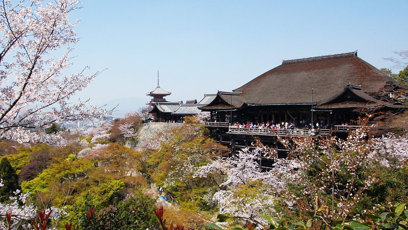 Image result for Kiyomizu-dera Temple